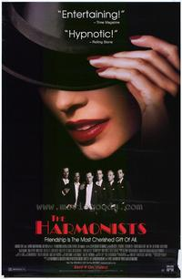 The Harmonists - 11 x 17 Movie Poster - Style A