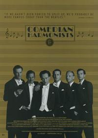 The Harmonists - 11 x 17 Movie Poster - Style B