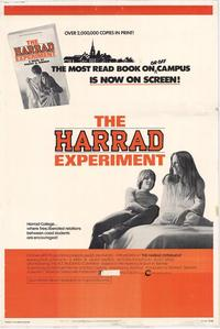 Harrad Experiment - 11 x 17 Movie Poster - Style A