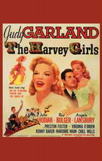 The Harvey Girls - 11 x 17 Movie Poster - Style A
