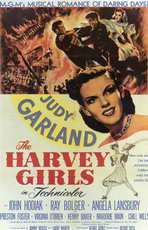 The Harvey Girls - 11 x 17 Movie Poster - Style B