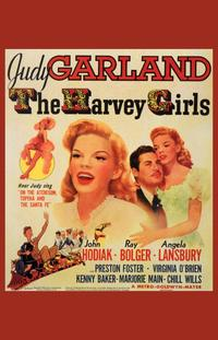 The Harvey Girls - 27 x 40 Movie Poster - Style A