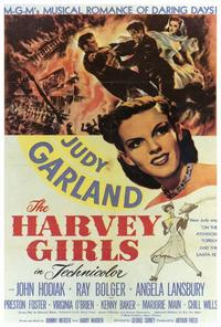 The Harvey Girls - 27 x 40 Movie Poster - Style B