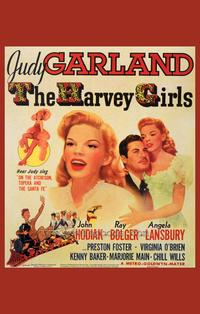 The Harvey Girls - 43 x 62 Movie Poster - Bus Shelter Style A
