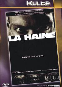 The Hate - 27 x 40 Movie Poster - French Style A