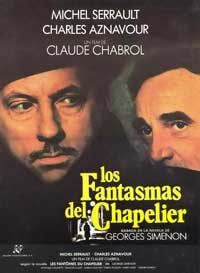 The Hatter's Ghost - 11 x 17 Movie Poster - Spanish Style A