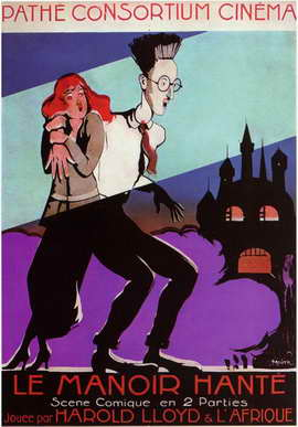 The Haunted House - 11 x 17 Poster - Foreign - Style A