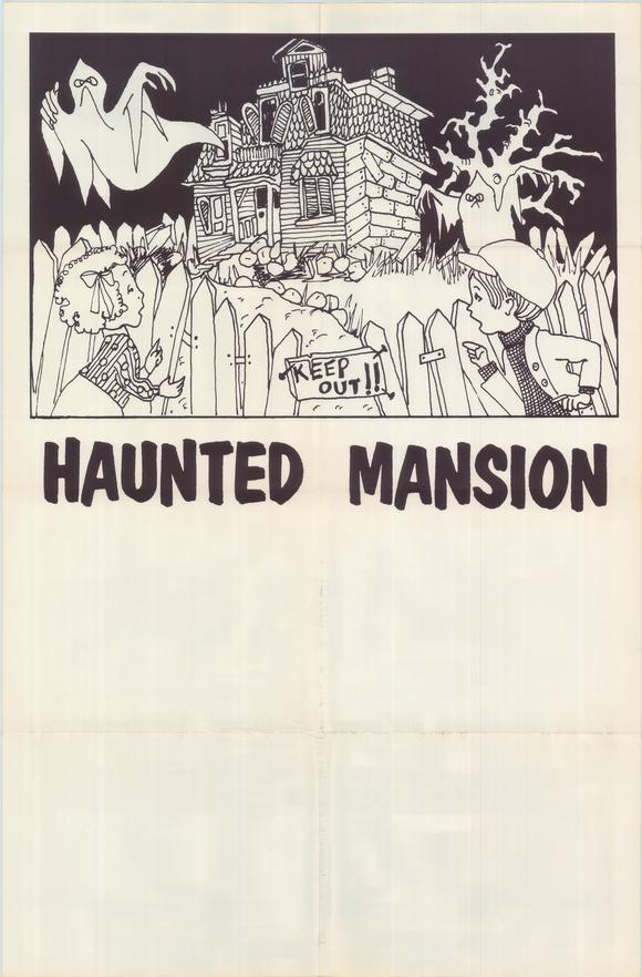 the haunted mansion movie posters from movie poster shop