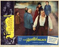 The Haunted Palace - 11 x 14 Movie Poster - Style D