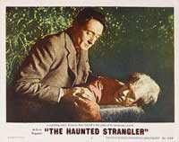 The Haunted Strangler - 11 x 14 Movie Poster - Style B