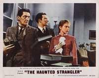 The Haunted Strangler - 11 x 14 Movie Poster - Style E