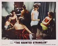 The Haunted Strangler - 11 x 14 Movie Poster - Style H