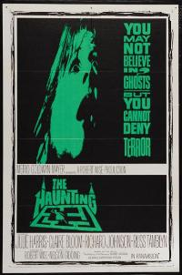 The Haunting - 27 x 40 Movie Poster - Style C