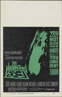 The Haunting - 14 x 22 Movie Poster - Style A