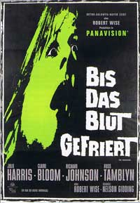 The Haunting - 11 x 17 Movie Poster - German Style A