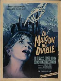 The Haunting - 27 x 40 Movie Poster - French Style A