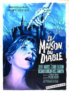 The Haunting - 27 x 40 Movie Poster - French Style B