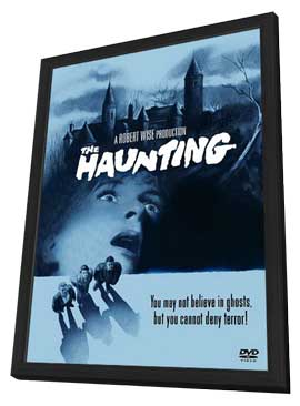 The Haunting - 11 x 17 Movie Poster - Style D - in Deluxe Wood Frame