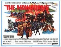 The Hawaiians - 11 x 14 Movie Poster - Style A