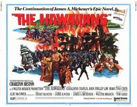 The Hawaiians - 22 x 28 Movie Poster - Half Sheet Style A
