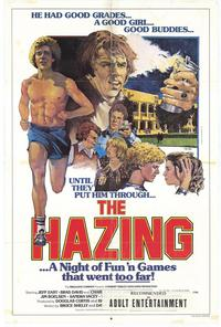 The Hazing - 11 x 17 Movie Poster - Style A