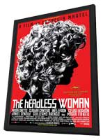 The Headless Woman - 11 x 17 Movie Poster - Style A - in Deluxe Wood Frame