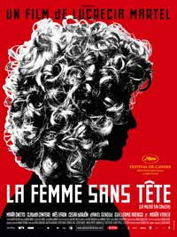 The Headless Woman - 27 x 40 Movie Poster - French Style A