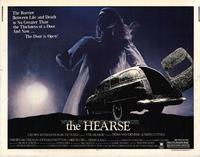 The Hearse - 22 x 28 Movie Poster - Half Sheet Style A