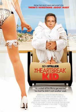 The Heartbreak Kid - 27 x 40 Movie Poster - Style C