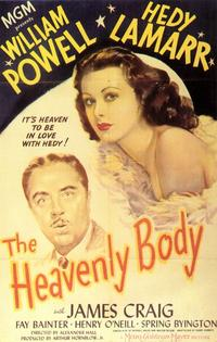 The Heavenly Body - 11 x 17 Movie Poster - Style A