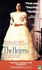 The Heiress (Broadway) - 11 x 17 Poster - Style A