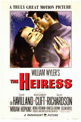 The Heiress - 11 x 17 Movie Poster - Style A
