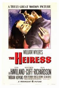 The Heiress - 27 x 40 Movie Poster - Style A