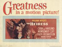 The Heiress - 11 x 14 Movie Poster - Style A