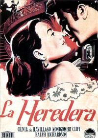 The Heiress - 27 x 40 Movie Poster - Spanish Style A