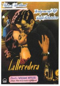 The Heiress - 27 x 40 Movie Poster - Spanish Style B