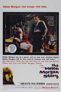 The Helen Morgan Story - 11 x 17 Movie Poster - Style A