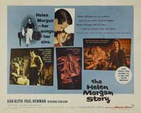 The Helen Morgan Story - 22 x 28 Movie Poster - Half Sheet Style A