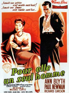 The Helen Morgan Story - 11 x 17 Movie Poster - French Style A