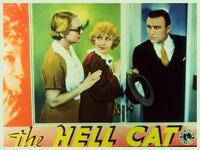The Hell Cat - 11 x 14 Movie Poster - Style A