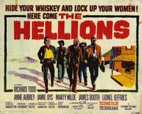 The Hellions - 11 x 14 Movie Poster - Style A