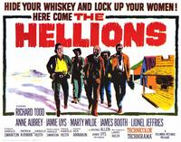 The Hellions - 11 x 14 Movie Poster - Style B