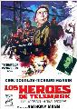 The Heroes of Telemark - 11 x 17 Movie Poster - Spanish Style A