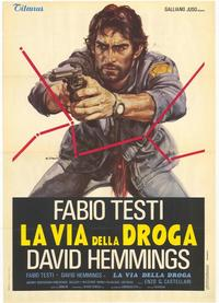 The Heroin Busters - 39 x 55 Movie Poster - Italian Style A
