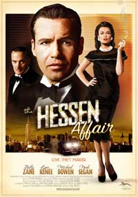 The Hessen Affair - 11 x 17 Movie Poster - Style A