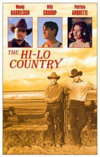 The Hi-Lo Country - 11 x 17 Movie Poster - Style B