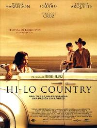 The Hi-Lo Country - 11 x 17 Movie Poster - Spanish Style A