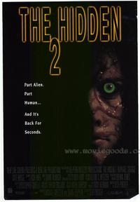 The Hidden 2 - 27 x 40 Movie Poster - Style A