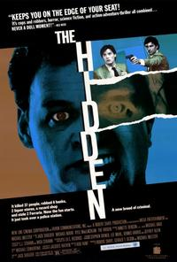 The Hidden - 27 x 40 Movie Poster - Style A