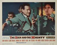 The High and the Mighty - 11 x 14 Movie Poster - Style E